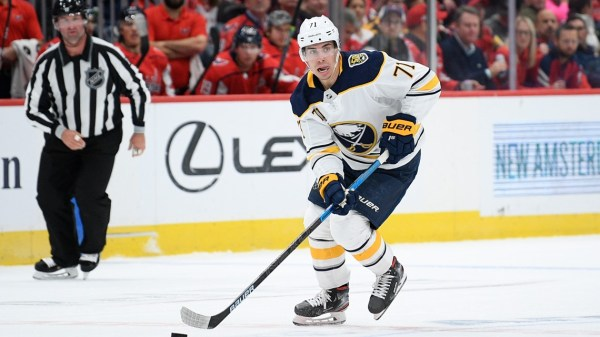 REPORT: Buffalo Sabres trade Rodrigues, Sheary to Pittsburgh for Dom Kahun