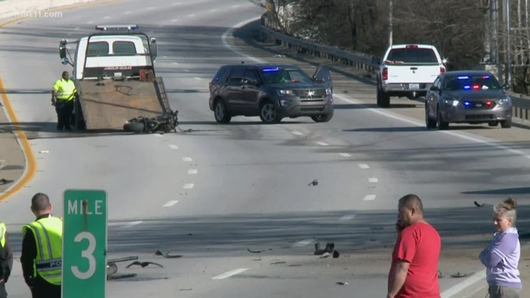 1 Dead In Accident Involving Motorcycle