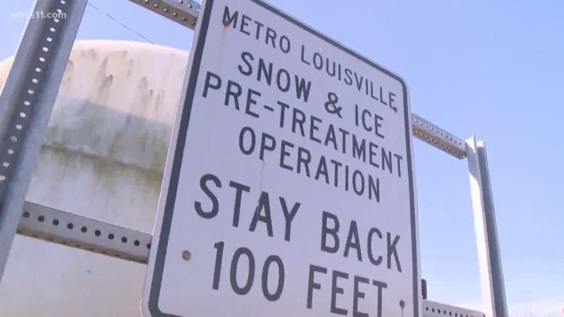Current Louisville Weather