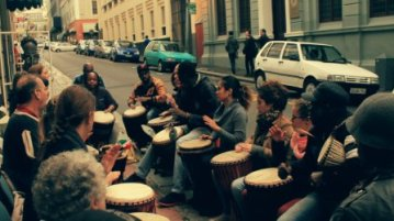 afrobeat drum sessions