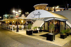 Sevruga Restaurant at Cape Town's Waterfront
