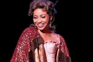 Lynelle Kenned in Show Boat