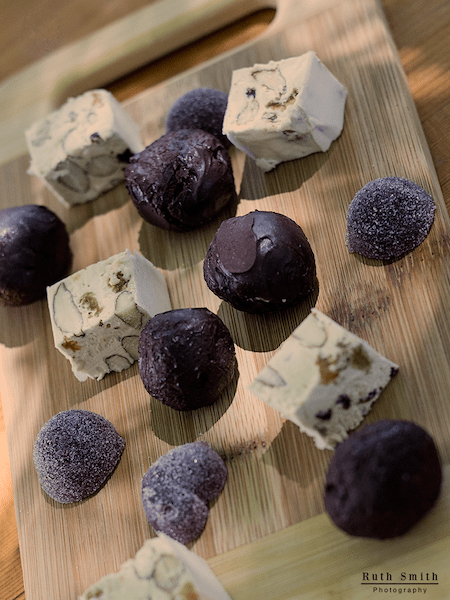 Bread & Wine bonbons