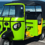 Tuk Tuks are Coming to Cape Town