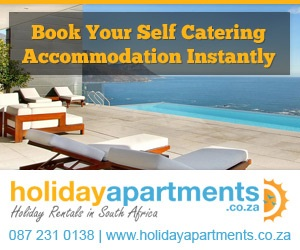 Holiday Accommodation in Cape Town