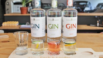 classic cats gin tastings