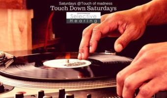 selective hearing touch down saturdays