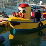 Tommy the Tugboat Kid's Harbour Cruises