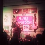 Alma Cafe: May Performances