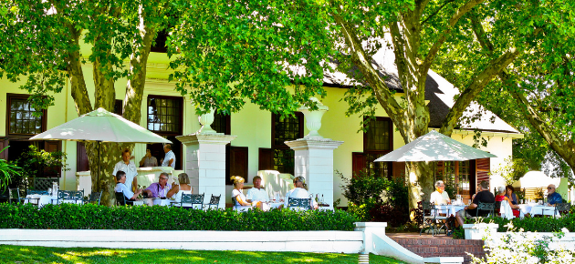 The Red Table at Nederburg