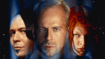 Charity Movie Night 'The Fifth Element'