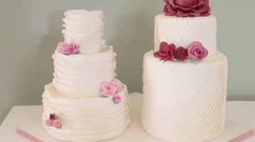 Intensive Wedding Cake Course
