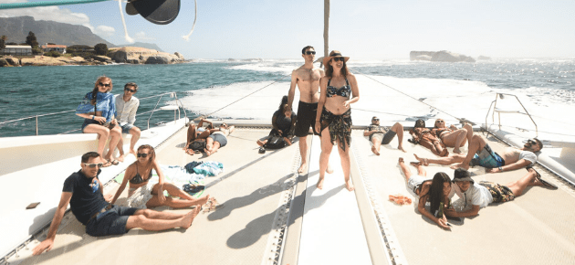Grease is the word! – Mirage Yacht Party