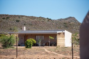 six different self-catering cottage