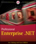 Professional Enterprise .NET Cover