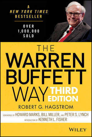 Image result for the warren buffett way image