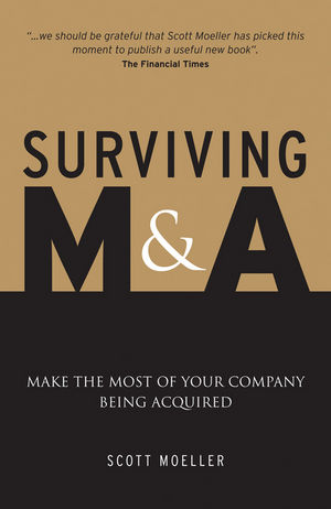 Surviving M&A Book