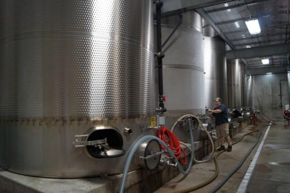 Stainless Steel Wine Aging Tanks