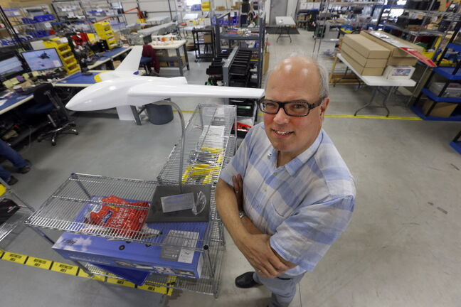 Howard Loewen believes his firm, MicroPilot, could take off with a looser regulatory framework.