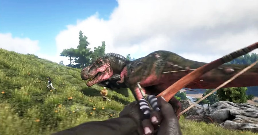 All I Want in Life Is an Open World Dinosaur Videogame   WIRED
