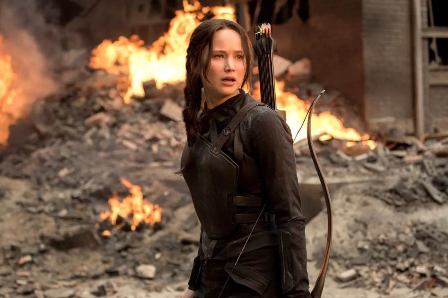 The Violence in The Hunger Games  Mockingjay Is Actually Good for     The Violence in The Hunger Games  Mockingjay Is Actually Good for Teens