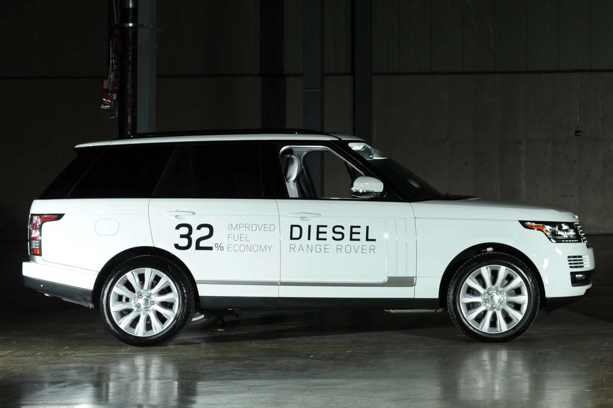 Jaguar Land Rover Wants to Sell You Diesel Powered Luxury