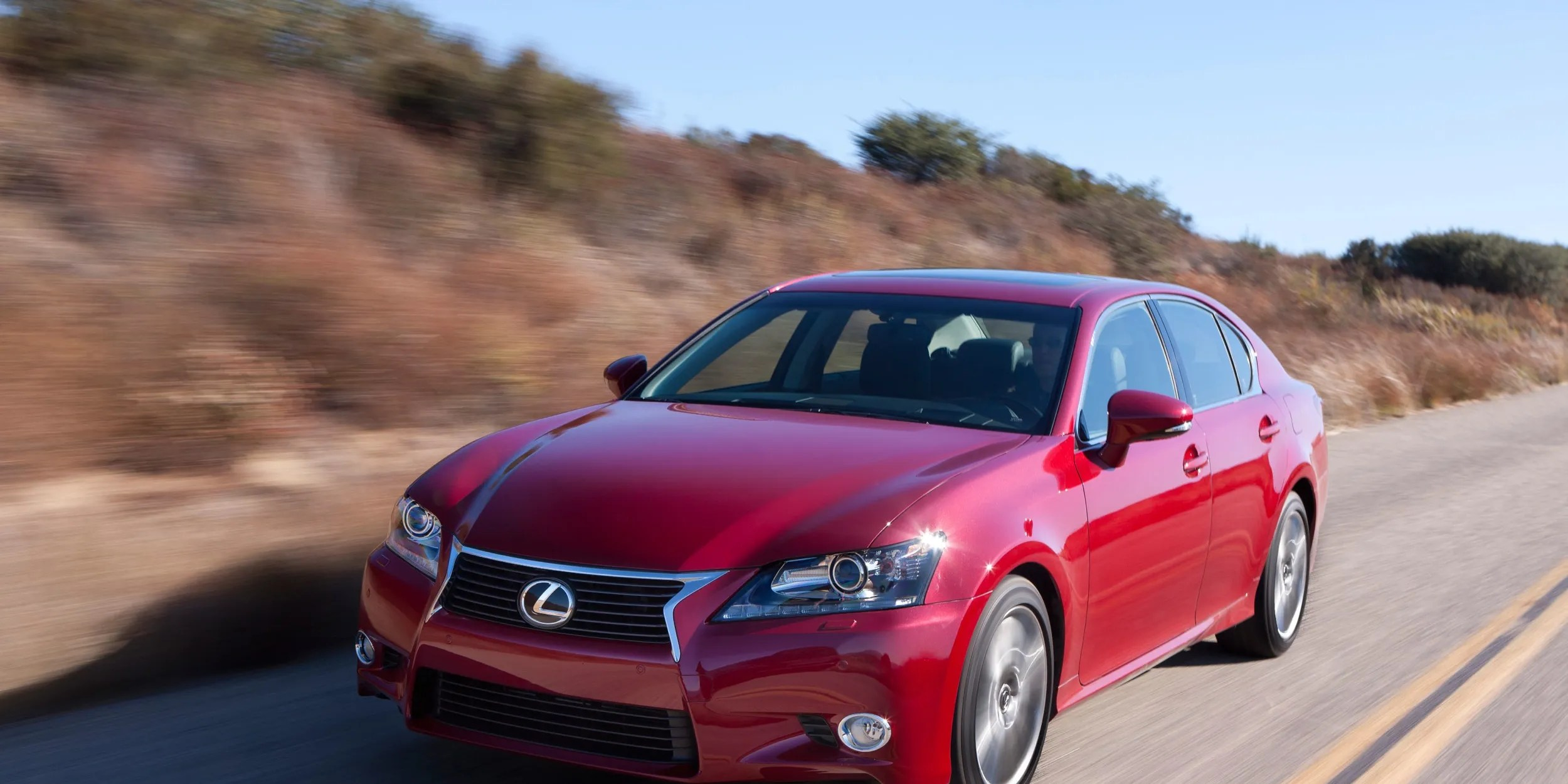 Lexus GS 350 Review Wheels for the Well Heeled