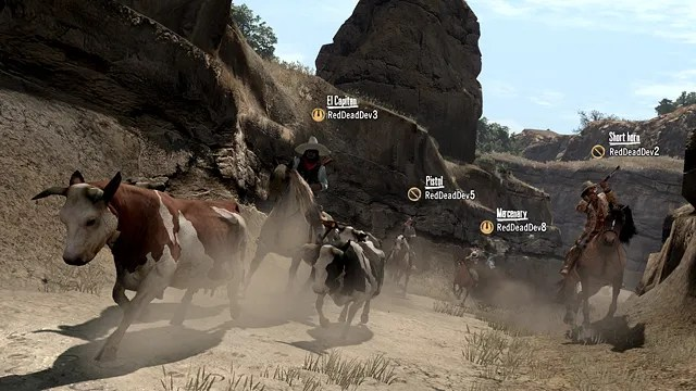 Red Dead Redemption Co Op Missions Fun When They Work Wired