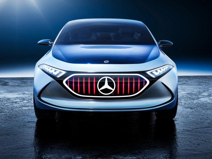 electric concept cars from the frankfurt motor show reveal the auto