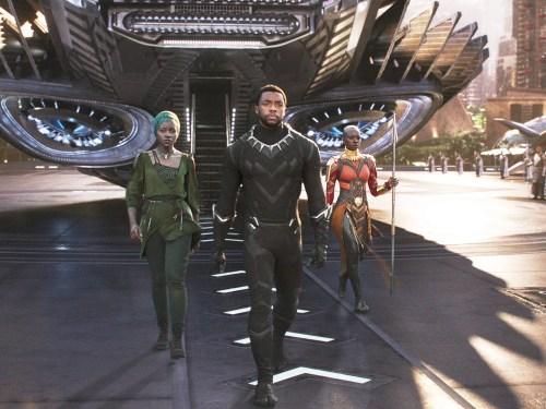 Resultado de imagem para black panther film
