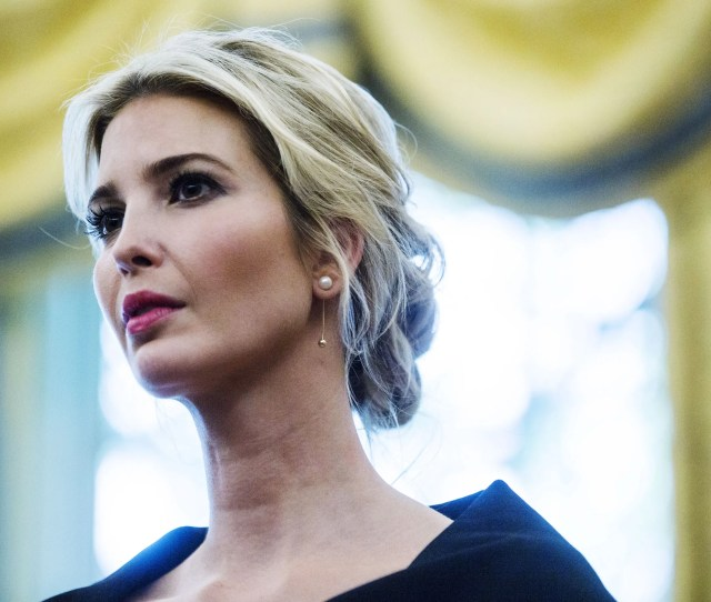 Last Week The Internet Erupted When News Broke That Ivanka Trump Had Used A Personal Email Account To Send Messages About Government Business