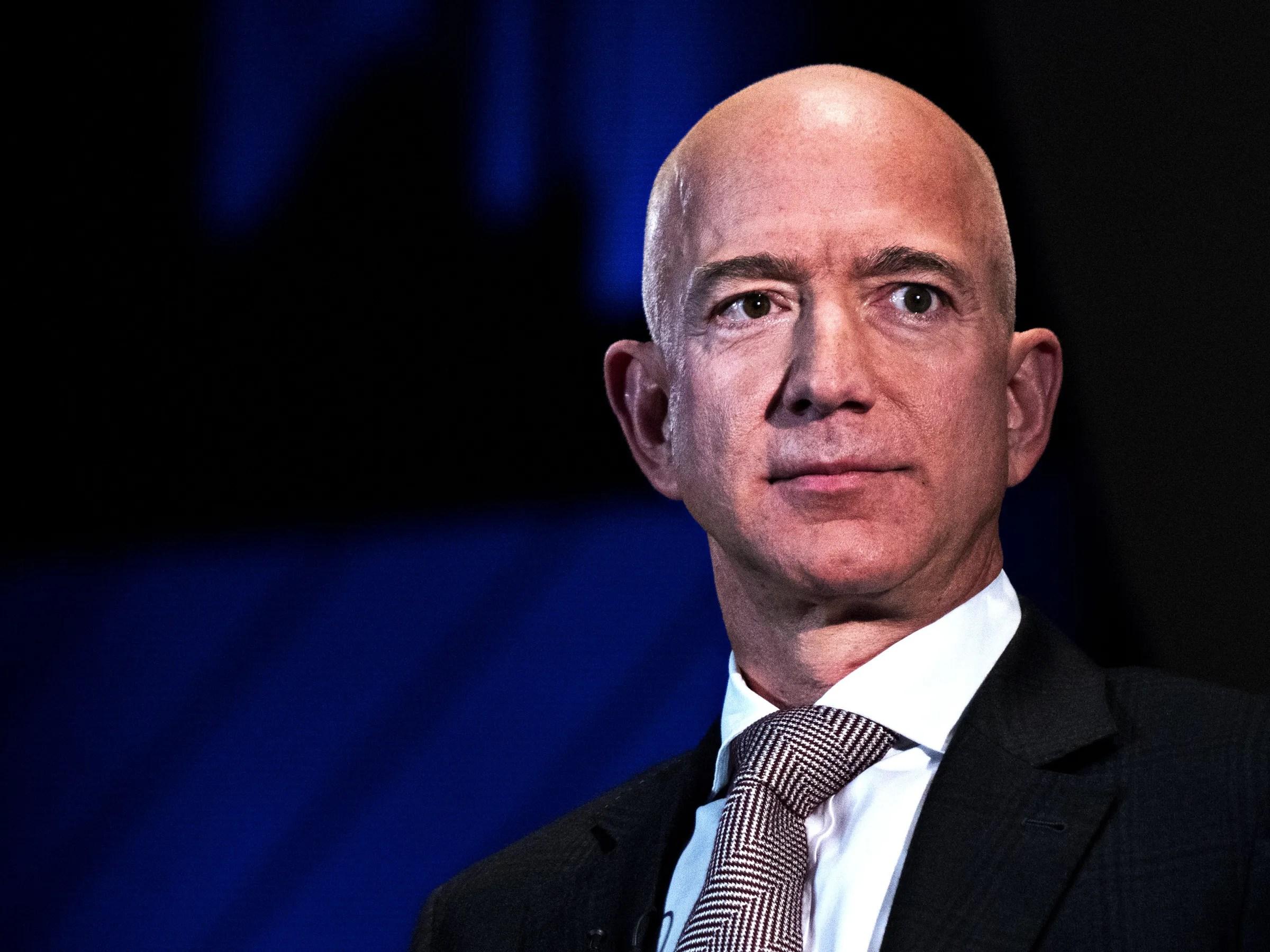 Jeff Bezos Divorce Could Mean Big Changes For Amazon