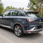 Hyundai Nexo Review The Hydrogen Fuel Cell Powered Electric Suv Wired