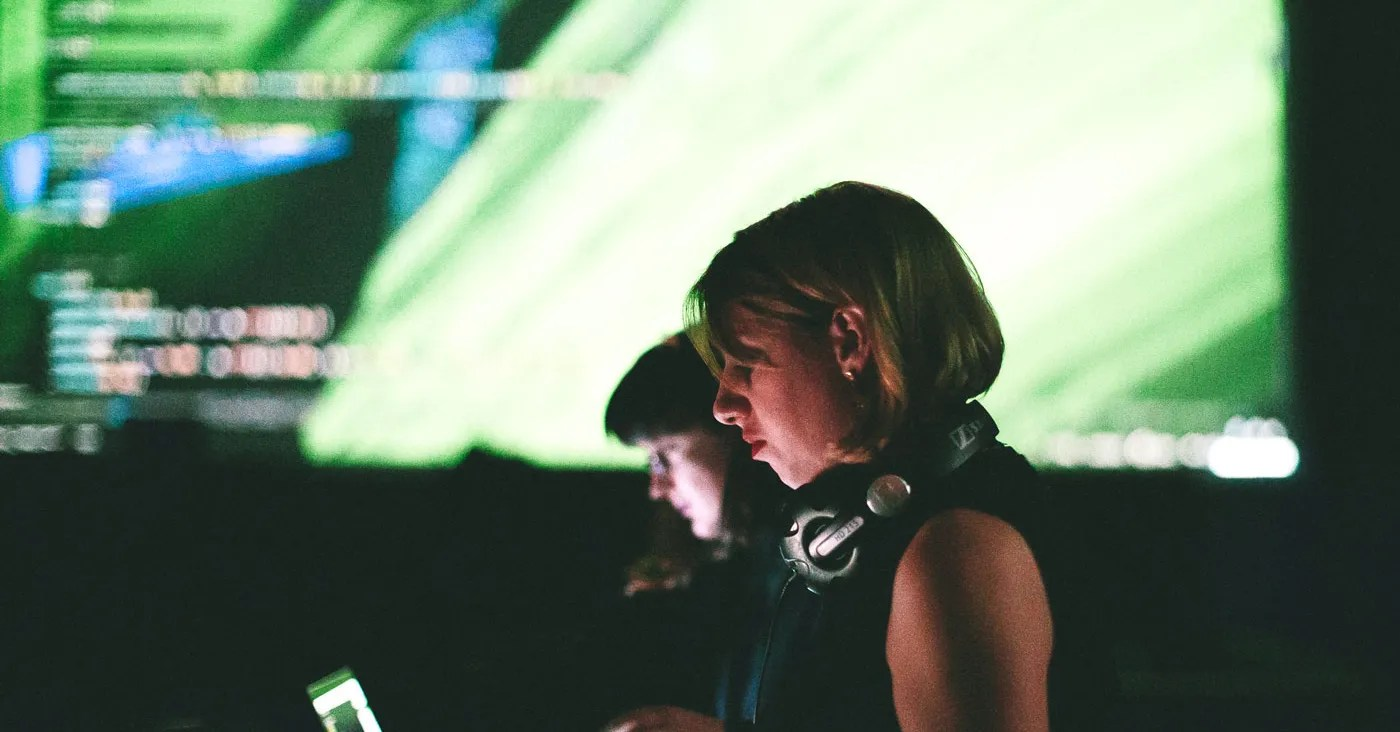 DJs of the Future Don't Spin Records—They Write Code