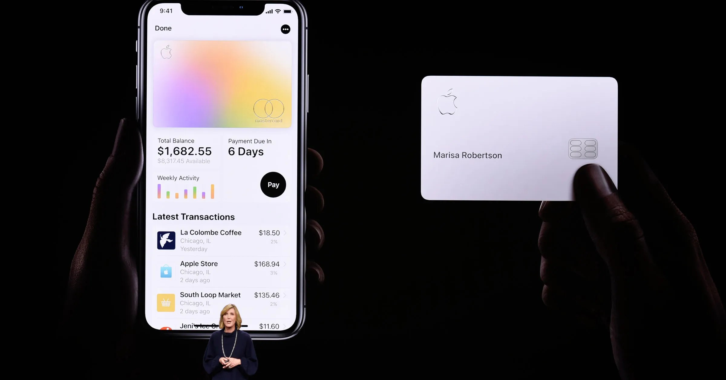 Apple Enters The Credit Card Market With Yep Apple Card