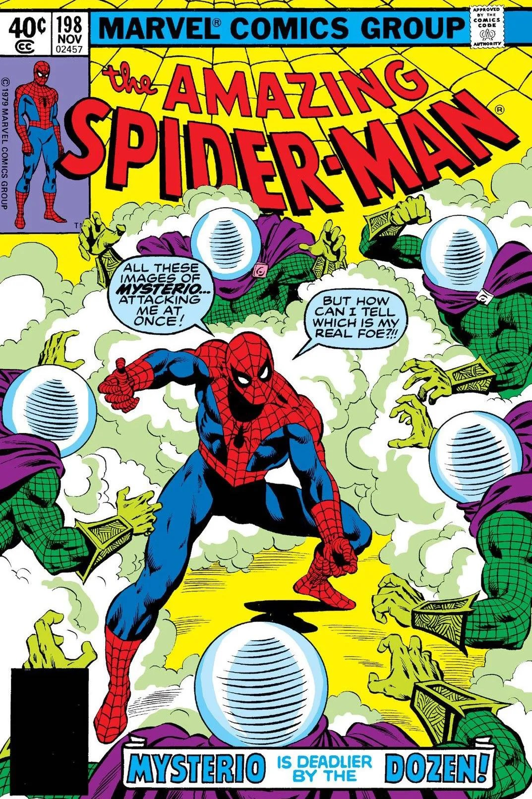 Spider Man Far From Home 5 Comics That Help Explain