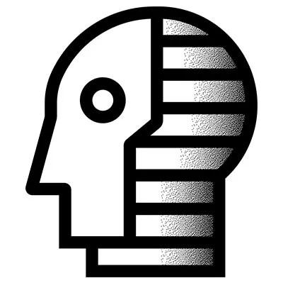 illustrazione di una testa
