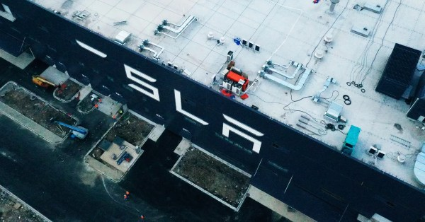 Tesla Turns a Profit-and Builds a Chinese Factory Very Fast