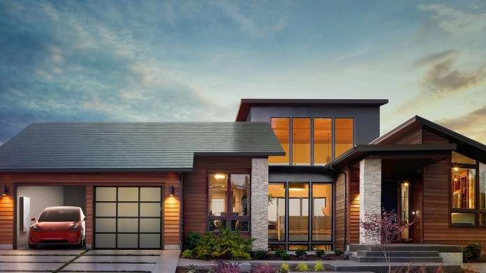 Tesla Has a New Solar Roof—and Musk Says This One Will Work Tesla launches new 420-watt solar panel solar city by elon musk