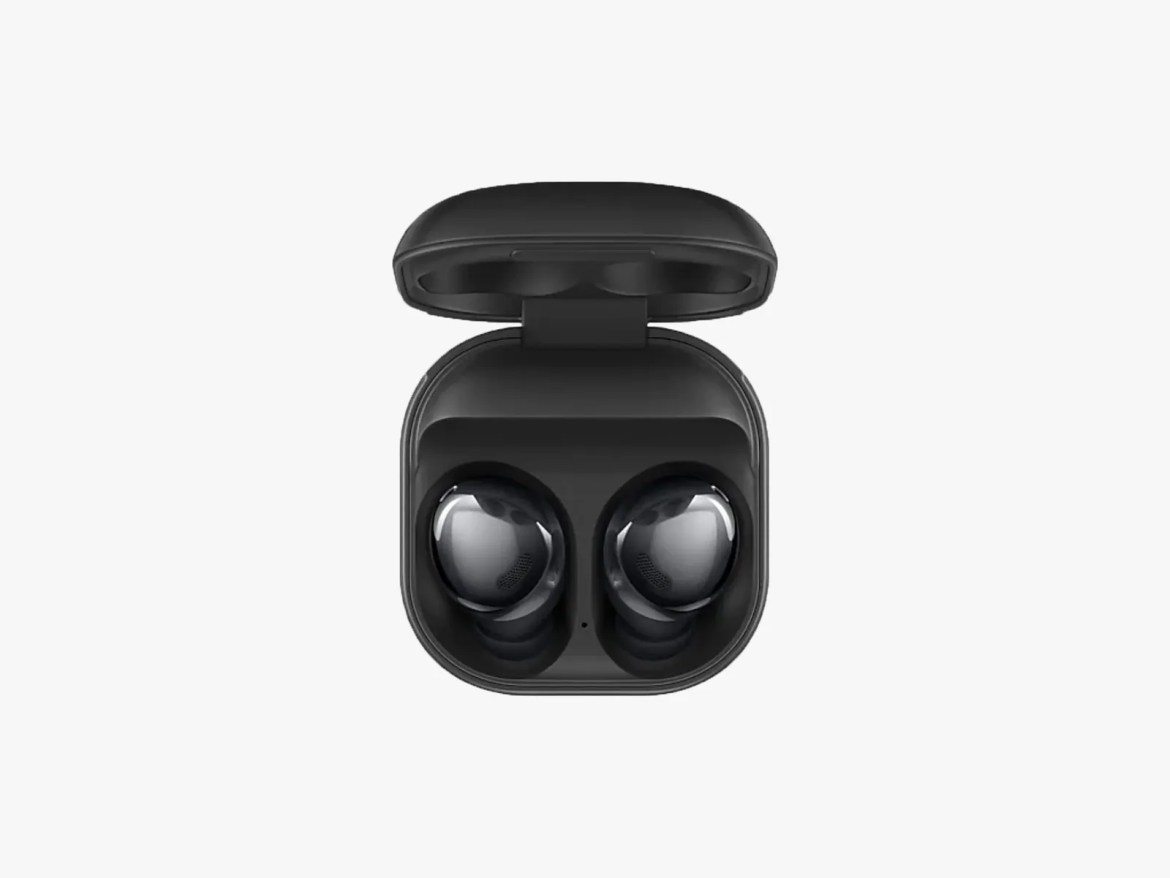pThe charging case is one of the smallest you'll find in the wirefree headphone world.p