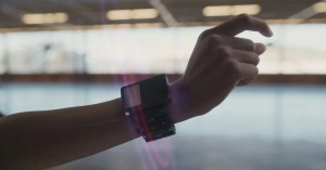Facebook's new wearable gestures towards the future of computing