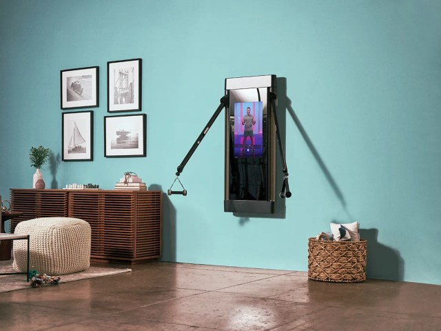 Tonal Review A Home Gym for Folks Who Want to Get Ripped