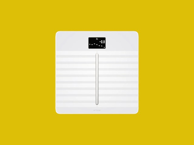 Withings weight scale