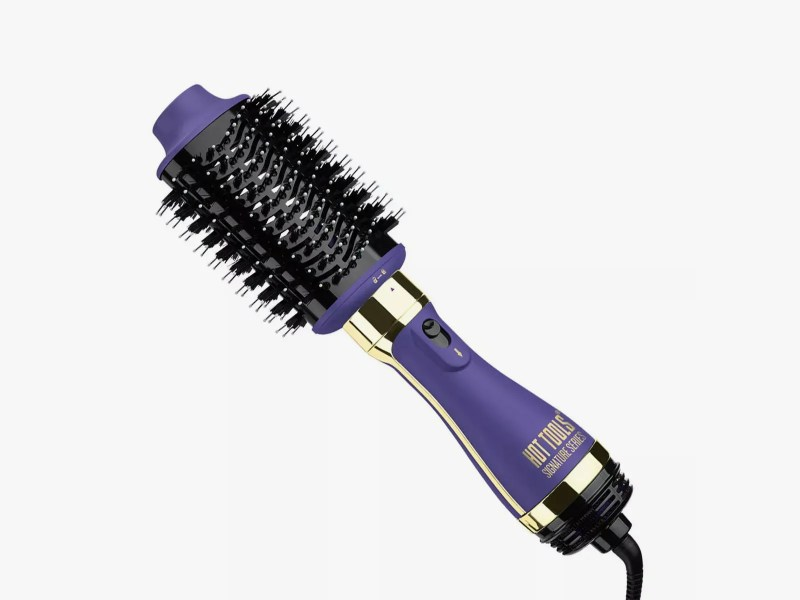 Hot Tools One Step blow dry brush