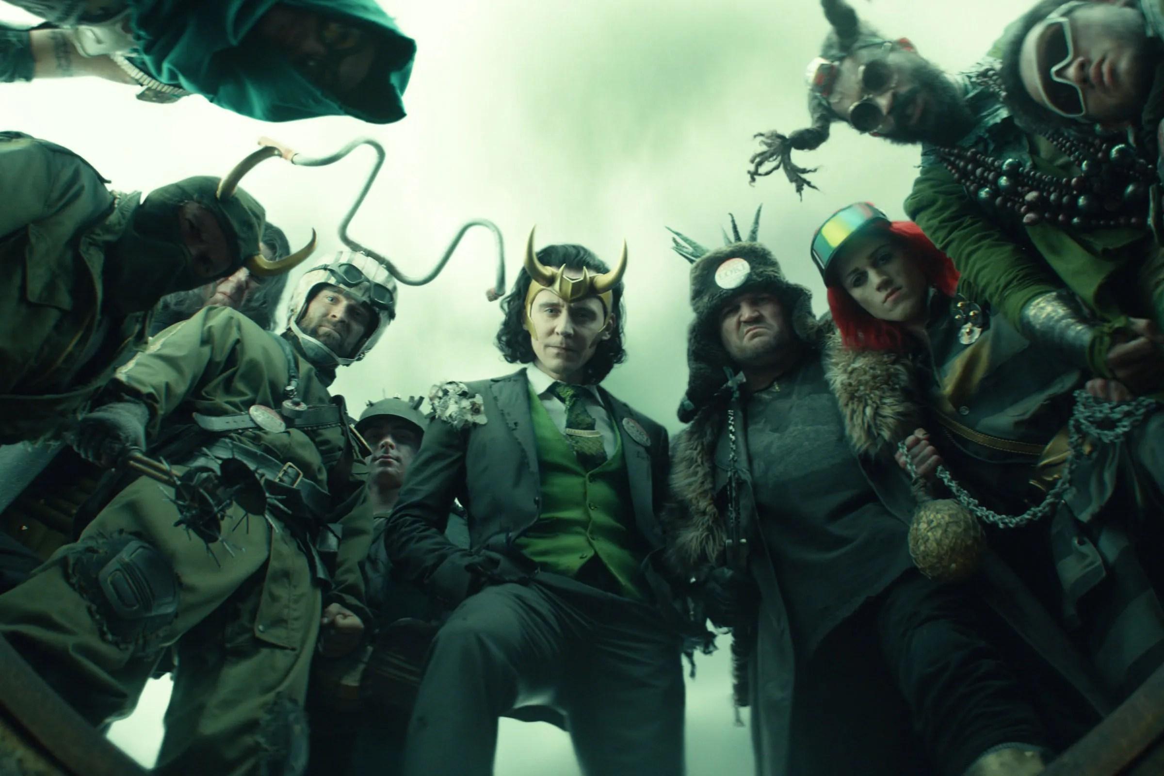 Siapa Saja Pemeran Loki Season 2?
