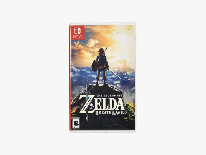 The Legend of Zelda Natural Air