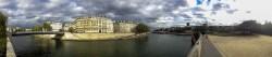 Panorama Paris - Seine