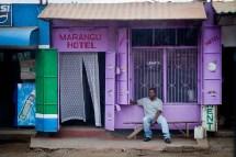 Marangu Hotel, Tanzania