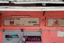 Scania Parts, Tanzania
