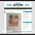 Hemsida SSWC 2013